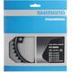 Shimano Dura-Ace FC-9000 eturattaat 11-vaihteinen MC , musta